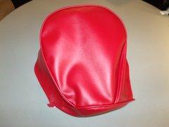 Baja Warrior heat Mini Bike Seat Upholstery Red