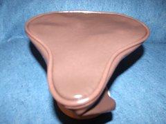 Beach Cruiser Seat Upholstery Dark Brown