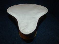Beach Cruiser Seat Upholstery Cream And Black