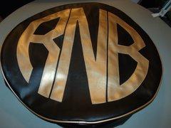 Monogram Spare Tire Cover Gold CBL RNB