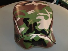 Baja Warrior Mini Bike Seat Upholstery Jungle Camo