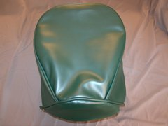 Baja Warrior heat Mini Bike Seat Upholstery Turquoise Teal