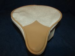 Beach Cruiser Seat Upholstery Antique Beige And Tan