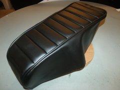 Coleman CT200U Mini Bike Seat Upholstery Tuck N Roll Black