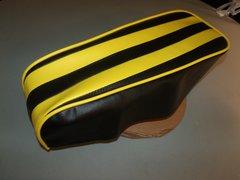 Mini Bike Seat Upholstery Stripe