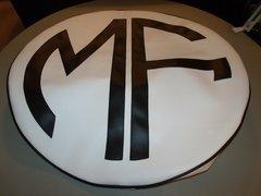Monogram Spare Tire Cover CBL MF