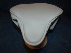 Beach Cruiser Seat Upholstery Light Gray