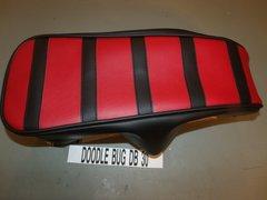 Doodle Bug DB30 Mini Bike 6 Stripe Seat Upholstery