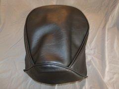 Baja Warrior heat Mini Bike Seat Upholstery Dark Gunmetal Gray