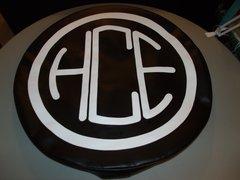 Monogram Spare Tire Cover CBM HCE