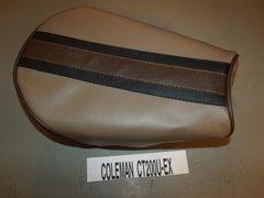 Coleman CT200U-EX Mini Bike Seat Upholstery 3 Stripe