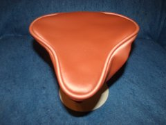 Beach Cruiser Seat Upholstery Copper