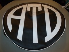 Monogram Spare Tire Cover CBL ATD
