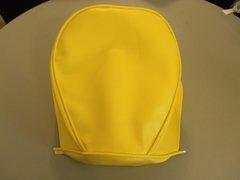 Baja Warrior Heat Mini Bike Seat Upholstery Yellow