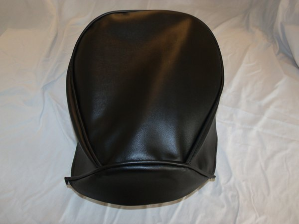 baja warrior mini bike seat upholstery black