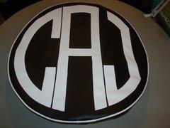 Monogram Spare Tire Cover CBL CAJ