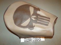 Coleman CT200U-EX Mini Bike Seat Upholstery Punisher