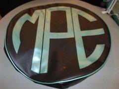 Monogram Spare Tire Cover CBL MPE