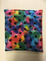 HEATING BAG PAWPRINT REGULAR