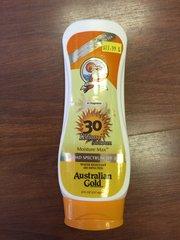 AUSTRALIAN GOLD LOTION SUNSCREEN SPF 30
