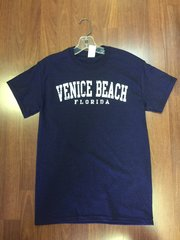 MENS VENICE BEACH T-SHIRT NAVY