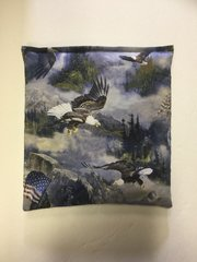 HEATING BAG AMERICAN EAGLE PRINT REGULAR