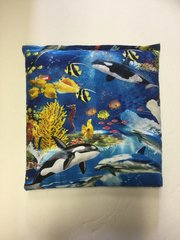 HEATING BAG SEA LIFE PRINT REGULAR