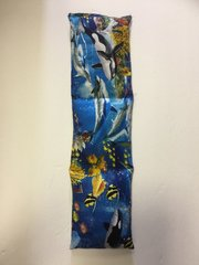 HEATING BAG SEA LIFE PRINT LONG