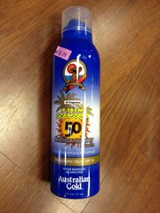 AUSTRALIAN GOLD EXTREME SPORT CONTINUOUS SPRAY SPF 50