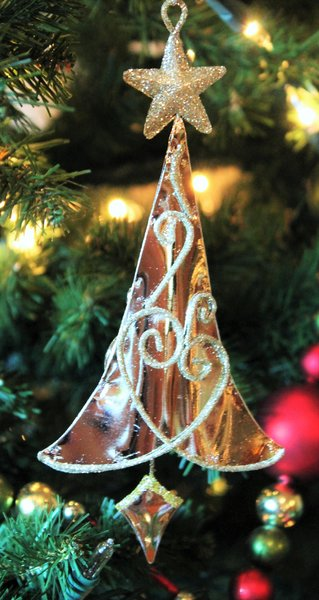 Olde World Christmas Ornaments