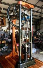 1853 Chubuck & Campbell Pillar Steam Engine INQUIRE
