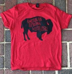Kids American Strong Shirt
