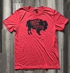 American Strong Buffalo Shirt