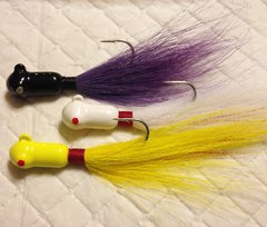 Finished Pop Eye Jig