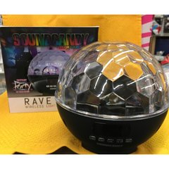 Sound Candy Rave Led Color Light Disco Ball
