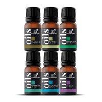Top Six Essential Oil Set