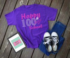 100th Day of School, Short Sleeve Unisex, Super Soft Tee