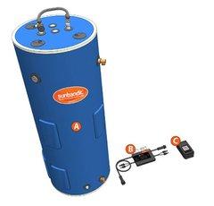 Sun Bandit® SB-50EU-1200-B Solar PV Water Heating System