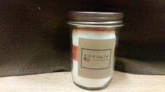 Ho Ho Ho Candy Cane 8 ounce jar candle