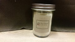 Maple Pecan Streusel 8 ounce jar candle