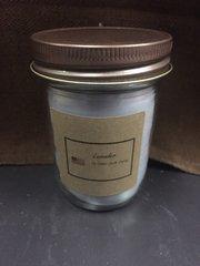 Lavender 8 ounce jar candle