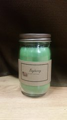 Bayberry 16 ounce jar candle