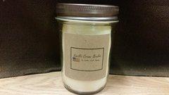 Vanilla Crème Brulee 8 ounce jar canle