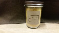 Apple Cobbler 8 ounce jar candle