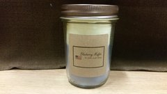Blueberry Muffin 8 ounce jar candle