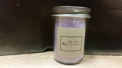 Baby Powder 8 ounce jar candle
