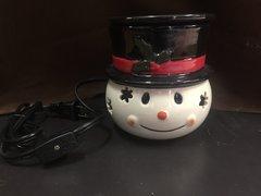 Snowman Electric Warmer
