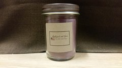 Applejack and Spice 8 ounce jar candle