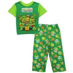 Ninja Turtles Toddler Boys 2 Piece Pajama Set
