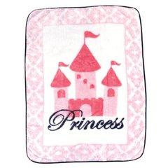 Luvable Friends High Pile Blanket, Princess